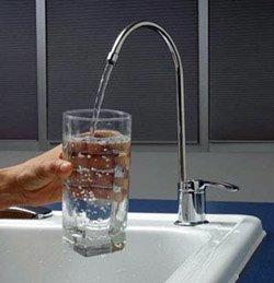 Установка фильтра очистки воды город Краснокамск