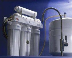 Установка фильтра очистки воды в Краснокамске