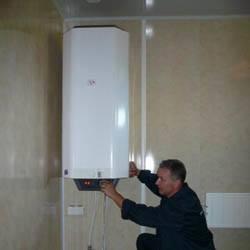 Установка водонагревателя в Краснокамске. Монтаж и замена бойлера г.Краснокамск.