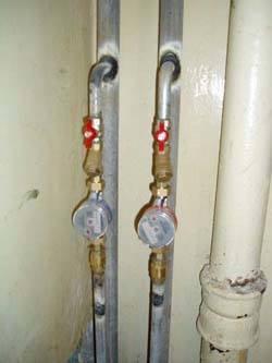 Замена стояков горячей и холодной воды в Краснокамске, монтаж стояков водоснабжения