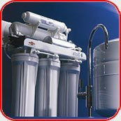 Картинка. Установка фильтра очистки воды в квартире, коттедже или офисе в Краснокамске